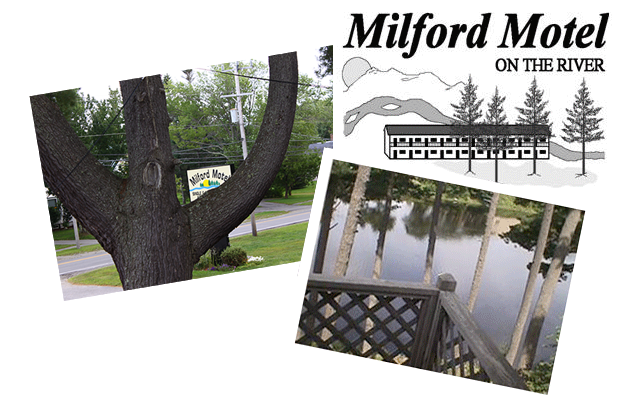 Milford Motel On The River